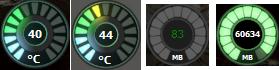 Un esempio: i custom gauge di Stupe9968